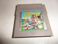 Nintendo Game Boy Play Action Football