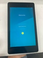 Asus Google Nexus 7 2nd Generation K008 WiFi Tablet Black Great Condition 2013