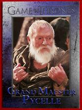 GAME OF THRONES - Season 5 - Card #44 - GRAND MAESTER PYCELLE - Rittenhouse 2016