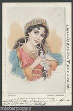 F. B. DOUBEK SCHEFFEL PC 476 PRAXEDIS 1899 Rare Opera THEATRE