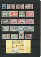 Cayman Islands - Wide Ranging Stamp Selection  3 SCANS (3822)