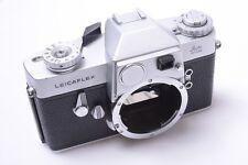 WORKS FLAWLESS*  LEICA R LEICAFLEX MARK I 35MM SLR CAMERA
