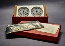 """""""World'S Best Chess Timer"""" - Very Rare Vintage Heuer Champion Chess Timer"""
