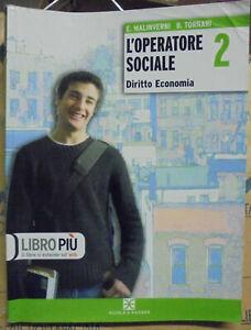 L' OPERATORE SOCIALE VOL.2 - E.MALINVERNI e B.TORNARI - SCUOLA & AZIENDA