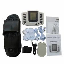 Digital Therapy Machine Electronic Pulse Massager 4 Modes Massager Therapy Body