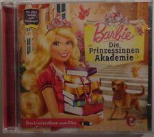 Barbie Die Prinzessinnen Akademie CD Das Liederalbum zum Film + Mitsingen-Texte