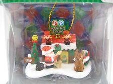 2006 Fisher Price SANTA'S WORKSHOP Christmas Ornament NIB Hard to Find