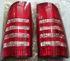 KIT PILOTO TRASERO / REAR LIGHTS JDM TOYOTA HILUX KUN25/KUN26 LED TYPE
