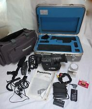 Panasonic Digital Video Camera/Recorder AG-EZ1 3CCD 20X Zoom  Mic, Case, Batt +