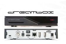 Dreambox DM 520 HD 1x DVB-S2 Tuner E2 Linux PVR HDTV USB LAN Receiver