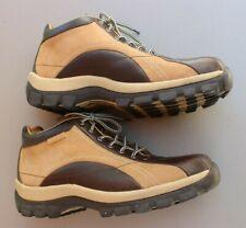 Perry Ellis Range Lea Nubuck Brown/Beige Men's 13 Hiking Boots