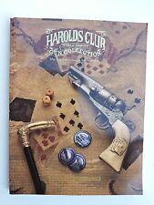 Harolds Club world famous gun collection Butterfield & Butterfield 1994 Catalog