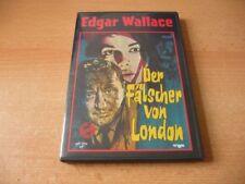 DVD Der Fälscher von London -  Edgar Wallace - 1961