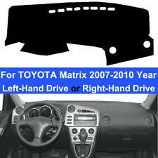 For TOYOTA Matrix 2007-2010 Car Anti-slip Dashboard Cover Dash Mat Sun Shade Pad