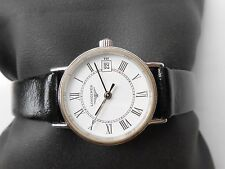 Excellent Vintage Swiss Made White Dial LONGINES Ladies Women Quartz WrsitWatch