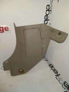 2001-2007 Ford Escape Left Driver LH Under Dash Kick Panel Trim 02 03 04 05 06