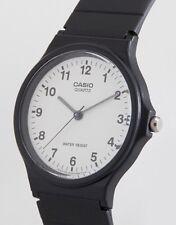 Casio MQ-24-7BLL Reloj analógico con correa de resina