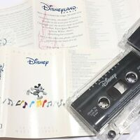 DISNEY ABSOLUTELY DISNEY 1995 40 TRACK COMPILATION DOUBLE CASSETTE TAPE ALBUM