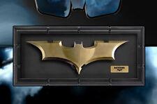 DC The NOBLE Collection BATMAN DARK Knight BATARANG 1:1 PROP REPLICA Statue Bust