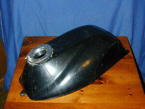 BUELL S2/S2T FUEL TANK with FLANGE VENT  & PETCOCK/Tube Frame Gas Tank