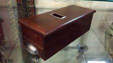 In legno fino a registratore di cassa