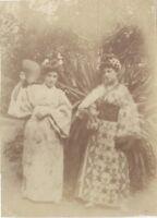 Snapshot Giappone Stile Modalità Fotografia Famille Vintage Analogica Ca 1900 N3