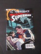 Convergence: Superman 2 First App Of Jon Kent