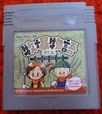 Nintendo Game Boy. Bokujou Monogatari GB (Harvest Moon). DMG-AYWJ