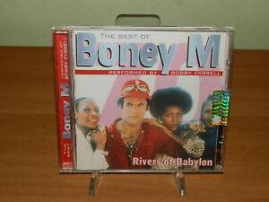 BONEY M - THE BEST OF BONEY M CD MUSICA USATO SICURO
