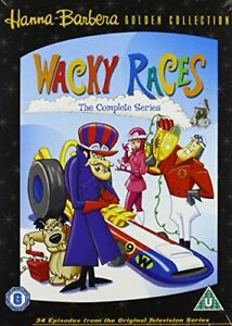 Wacky Races - Complete Collection [DVD] [2006][Region 2]