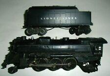 LIONEL 2026 ENGINE + 6466WX TENDER, ALL ORIGINAL-SERVICED