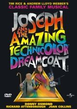 Joseph and the Amazing Technicolor Dreamcoat (Tim Rice) & New Region 4 DVD