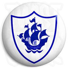 Blue Peter Shield Badge - 25mm Button Pin Badge - Retro Kids TV Program
