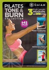 Pilates Exercise DVD - Pilates Tone and Burn Collection - 3 Workouts!