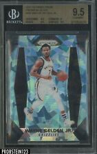 2017-18 Panini Blue Ice Prizm #205 Wayne Selden Jr. RC Rookie 84/99 BGS 9.5