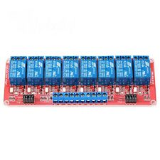 5 Vdc Vdc 10 Amp 8 Channel High Low Level Input Relay Boards
