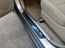 For Mazda CX-5 Accessories Car Door Sill Cover Scuff Plate Protectors 2013-2019