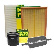 MANN FILTER SET KOMPLETT FÜR OPEL VECTRA B 1.8 i 1.6 i 2.0 i 16V