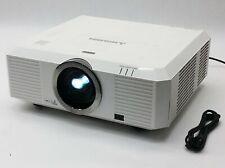 MITSUBISHI WL7200U WXGA WIDESCREEN 3-LCD 5500 LUMENS HDMI PROJECTOR 1280X800