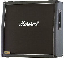 "Marshall 1960 A 4 x 12"" une grosse cabinet-gitarrenbox, incliné"