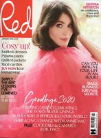 RED magazine - January 2021 (BRAND NEW)