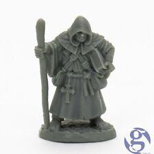 Reaper 44007: Brother Hammond, Monk - Bones Black Fantasy Miniature