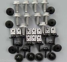 1x PROTEZIONE MOTORE CLIP Kit di installazione Set riparazione sottoscocca per