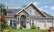 Saybrooke House Plan - 3br - 2,615 sqft+
