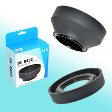 Rubber Lens Hood Shade for Pentax smc DA 50mm f/1.8 A 50mm f/1.2 52mm (RH-RA52)