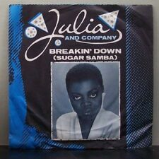 "(o) Julia And Company - Breakin' Down (7"" Single)"