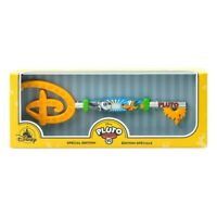 NEW Disney Store Pluto 90th Anniversary Key- IN HAND READY TO SHIP