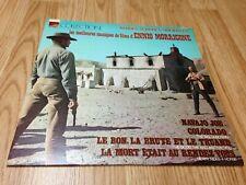 """ENNIO MORRICONE LP """" Les Meilleures Musiques De Films """" SUNSET Canada"""