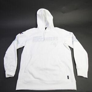 Tampa Bay Buccaneers Nike Sweatshirt Men's White Used