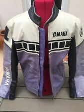 Dainese Yamaha Chaqueta De Cuero L